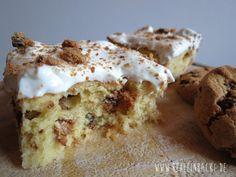 rehlein backt: [Rezept] Cookies & Cream Blondies