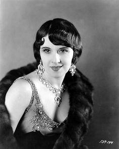 Silent film star Margaret Livingston
