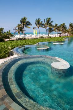 There are few hotels in the same class as Grand Velas Riviera Maya. Combining unlimited world-class dining, stunning beach views, perfect pools, and the drinks you want, it sets the standard for tropical all-inclusive luxury resorts.