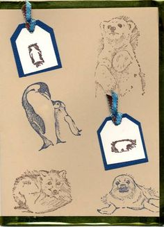 Cold-Weather Friends Index by galleryindex - Cards and Paper Crafts at Splitcoaststampers