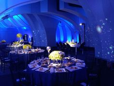 Adler's 2014 Celestial Ball - thanks to Event Creative for the beautiful decor! #eventcreative #fftchicago