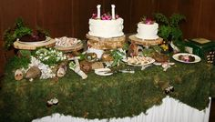 woodland theme wedding desert table  Bookmark this member  Invite this member to be a friend  happytime106 > albums > Alex & Rachel's Wedding Dec, 3