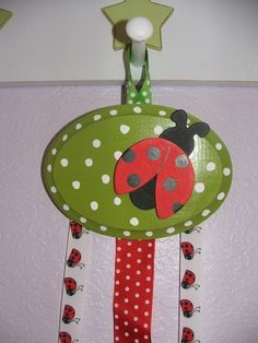 Hair bow holder! craft-ideas