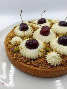 Ciliegiosa di Leonardo Di Carlo con una piccola modifica | Passionedolce Cheesecake, Desserts, Cakes, Sweet, Food, Tailgate Desserts, Candy, Deserts, Cake Makers