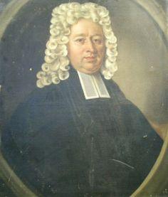 22: English School 18th Century PORTRAIT OF A JUDGE : Lot 22