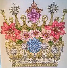 Coloring book: Dagdrömmar, Pencils; Faber Castell polychromos