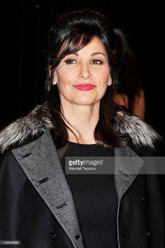 Actress Gina Gershon attends the Rafael Cennamo Fall 2012 presentation during Mercedes-Benz Fashion Week at The Box at Lincoln Center on February 11, 2012 in New York City.