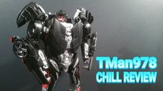 CHILL REVIEW: Walmart Exclusive Transformers: The Last Knight Autobots Unite Deluxe Class Autobot Hot Rod