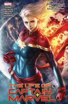 """Captain Marvel is """"Earth's Mightiest Hero."""" Here is a guide on reading the newest Captain Marvel comics in the proper order. Ms Marvel, Marvel Dc Comics, Heros Comics, Comics Anime, Comic Manga, Marvel Girls, Marvel Heroes, Comic Books Art, Comic Art"""