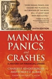 Here is a vivid and entertaining account of how reckless decisions and a poor handling of money have led to financial explosions over the centuries.