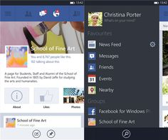 Facebook 5.0 For Windows Phone 8 Released | Geeky Gadgets