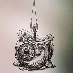 Abstracto self art, tattoo drawings, tattoos Art Drawings Sketches, Easy Drawings, Tattoo Drawings, Disney Drawings, Tattoo Sketches, Trippy Drawings, Sketch Art, Dark Art Drawings, Sketch Ideas