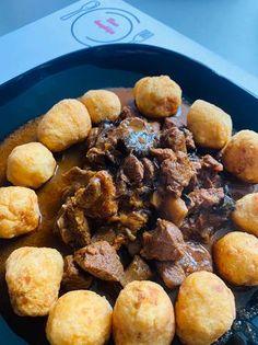 Szarvasragu erdei gombával Pretzel Bites, Beef, Food, Meat, Essen, Ox, Ground Beef, Yemek, Steak