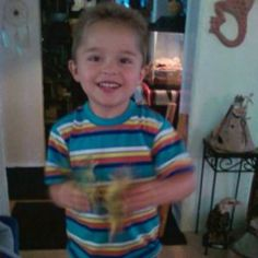 Gabriel, 4 years old, died due to his injuries at the hands of his grandmother.