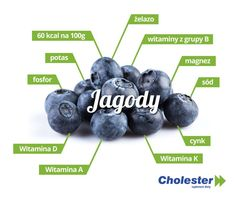 jagody cholester - #cholester #jagody Healthy Tips, Healthy Eating, Healthy Recipes, Health Diet, Health Fitness, First Health, Fruit And Veg, Nutrition Tips, Helpful Hints
