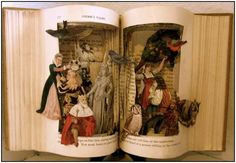 Altered Books Sculptures by Susan Hoerth - 1