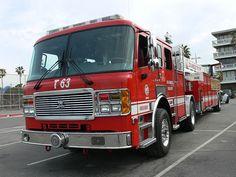 FIRE TRUCK: CALIFORNIA. | by suki5150