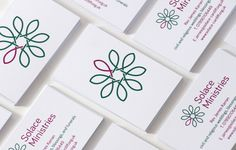 Solace Ministries Business Cards