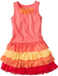 Fizzie Sundress from #HannaAndersson. Love this! Do I buy one for just Olivia or one for Ella too?!?!