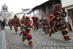 Caretos de Podence, Trás-os-Montes, Portugal http://sentimentosesentidos.blogspot.pt/2012/02/por-um-carnaval-verdadeiramente.html#