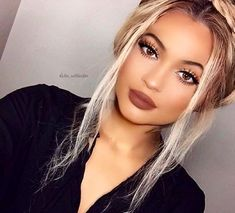 Most popular tags for this image include: kylie jenner, makeup, kylie and lips Makeup Goals, Love Makeup, Makeup Tips, Beauty Makeup, Hair Makeup, Hair Beauty, Makeup Ideas, Makeup Inspo, Looks Kylie Jenner