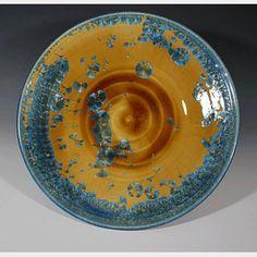 Gary Beaumont - Macrocrystalline glaze.