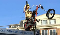 Get more information about the American Visionary Art Museum on Hostelman.com #United #States #museum #travel #destinations #tips #packing #ideas #budget #trips