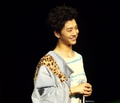 Beautiful smile from Gukkie <3