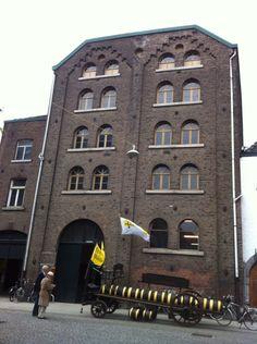 Het Mouthuis van Brouwerij de Keyzer Wijckergrachtstraat