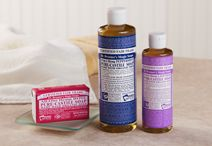 Dr. Bronner's Magic Soaps: A company with a long history of environmentalism, Dr. Bronner's Magic Soaps is certified under the USDA National Organic Program and are certified Fair Trade. The soaps are vegetable based and completely biodegradable.