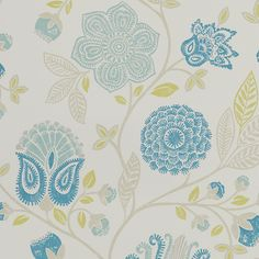 Harlequin - Bonita trail from anoushka collection. turquoise, ochre