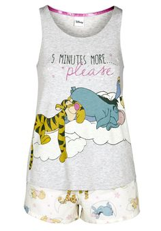 Clothing at Tesco | Disney Winnie the Pooh Shorts Pyjamas > nightwear > New In > Women