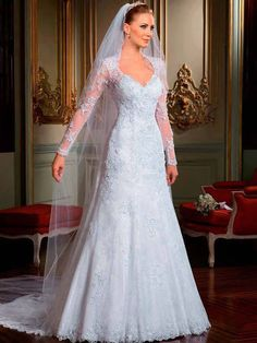 vestido de noiva cristã - Pesquisa Google