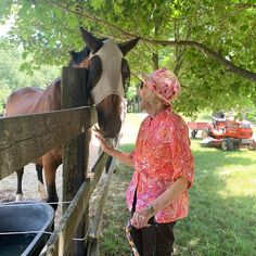 Yesterday my grandma came to see our new house & she didnt want to leave!  All she wanted to do was stay and pet Concordia. I gave her handfuls of treats to give her and Cord gently lipped each one right out of her fingers. This horse shes something special.  She could not have a more gentle soul.  I am so excited to meet the little monkey shes cooking up because if its anything like her itll be my dream baby.  You guys want to change your votes? Im still thinking its a little filly…