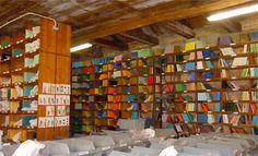 Orsoni Mosaic warehouse