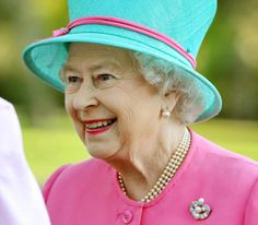 The Queen during a tour of the grounds of Government House in Canberra, during the second day of an 11 day Royal Tour of Australia, 20 October 2011.