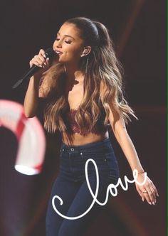 ariana grande ♡ she's my queen. she's so inspirational & i love her so so… Ariana Grande News, Ariana Grande Pictures, Ariana Grande Dangerous Woman, Dangerous Woman Tour, Daniella Monet, Celebs, Celebrities, Role Models, My Idol