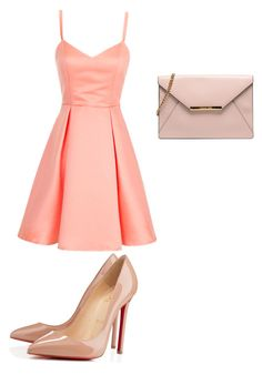 A fashion look from July 2015 featuring red mini dress, pointed-toe pumps and envelope clutch. Browse and shop related looks. Pointed Toe Pumps, Christian Louboutin, Fashion Looks, Park, Polyvore, Shopping, Dresses, Style, Vestidos