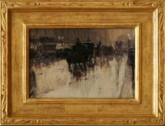 Early California Impressionism | ... on canvas, American Impressionism, , American, Early California,
