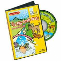 """The Three Billy Goats Gruff Interactive Children's Software explores the wider curriculum offering: Interactive informational text An animated rhyming story A """"tell it yourself activity"""" that allows children to move the characters around the screen and tell their own story Games and activities to develop phonemic awareness and listening skills"""