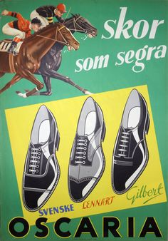 Oscaria Shoes - Winning shoes