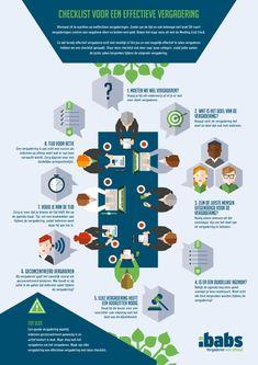 Checklist effectieve vergadering