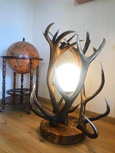 style am ricain r tro rustique mat riel r sine cerf applique murale une lampe pon age abat jour. Black Bedroom Furniture Sets. Home Design Ideas
