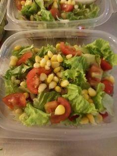 Caesar's Delight Salads, Tacos, Mexican, Ethnic Recipes, Food, Essen, Meals, Yemek, Salad