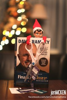 Dave Ramsey, seriously If you don't know who this is you need to get acquainted, he teaches you how to budget and the truth about credit cards and rent to own I like it a lot.