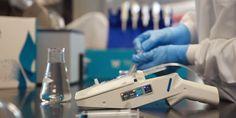 This Astonishing 'SkinGun' Sprays Stem Cells Onto Burns And Heals Them