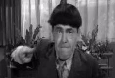boomunderground vintage comedy three stooges slapstick