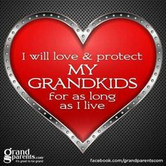 Grandparents Protect Their Grandchildren- no matter what anyone thinks or how I have to do it ! women who were not good mothers or are not good grandparents will never understand what this means- sacrifice Grandkids Quotes, Quotes About Grandchildren, Grandmother Quotes, Grandma And Grandpa, Grandma Gifts, Grandmothers Love, Love Of My Life, My Love, Family Love