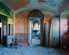 Forgotten Palaces by Thomas Jorion | Flavorwire