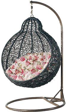 hanging egg chair outdoor rattan wicker